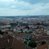 Вид с Южной башни Собора Св.Витта (а петуха кто-нить заметил?))