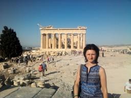 Акрополь, Афины.