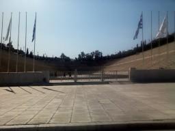 Олимпийский стадион, Афины