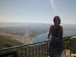 Монастырь прп Потапия. 700м над уровнем моря