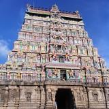Индия, Чидамбарам, восточный гопурам