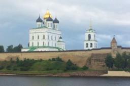 Псков. Кремль.