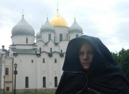 Великий Новгород. Дождь.