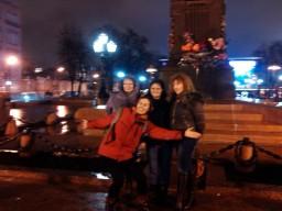 видели ночь, гуляли всю ночь до утра))))