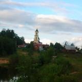 храм в селе Воскресенье