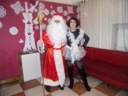 Дед Мороз и все-все-все! )))
