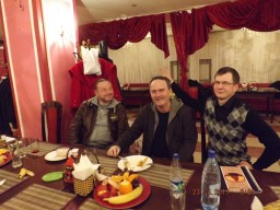 3 богатыря))))