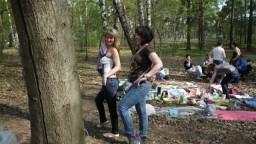 Я с девушкой)))