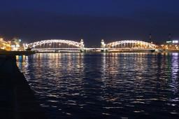 Развод мостов.Потрясающе!!!